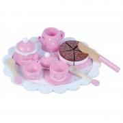 Set de ceai cu tavita New Clasic Toys