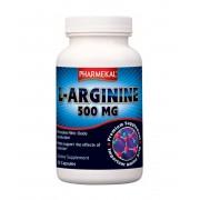 Pharmekal L-arginine Kapszula 500 mg 50 db