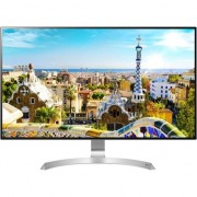 "Monitor gaming LED IPS LG 31.5"", 4K Ultra HD, Display Port, Alb, 32UD99-W"