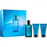 Davidoff Cool Water lote de regalo I. eau de toilette 75 ml + gel de ducha 50 ml + bálsamo after shave 50 ml