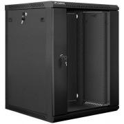 """Cabinet metalic Lanberg WF01-6615-10B, 19"""", 15U, 600 x 600"""