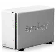 Synology DiskStation DS220j 2-Bay Quad Core 1.4 GHz Network Attached Drive