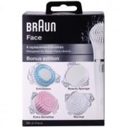 Braun Face 80-m Bonus Edition сменяеми глави 4 бр.