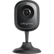 Camera web Creative 73VF082000000 LIVE! CAM IP SmartHD USB Wi-Fi Black