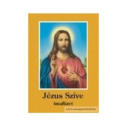 Jézus szíve imafüzet