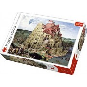 Puzzle Turnul Babel, 4000 piese