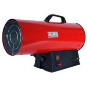 Калорифер на газ, Raider RD-GH15, 15kW (3800123101809)