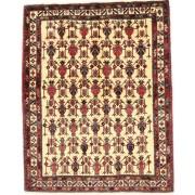 Handgeknüpft. Ursprung: Persia / Iran Afshar Teppich 151x195 Persischer Teppich