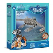 Geoworld Sea Monsters Excavation Kit-Elasmosaurus Skeleton Science