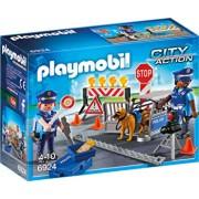 Playmobil City Action, Blocaj rutier al politiei