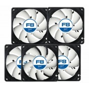 Вентилятор Arctic Cooling F8 Value Pack 80mm ACFAN00061A