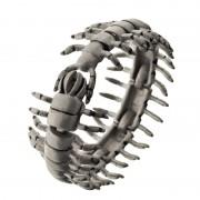 Ametallo Bracelets Exotic Mens Scarafaggio 0053sb Stainless Steel 316l