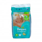 Scutece Pampers Active Baby Dry nr.4 13/set