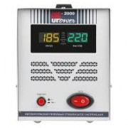 Однофазный стабилизатор напряжения UPOWER АСН 2000 II поколение