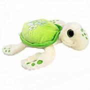 Broscuta testoasa de plus Turtley Awesome Keel Toys, 30 cm, Verde, 3 ani+