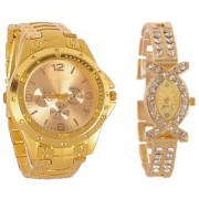 new brand super fast selling rosra gold queen magic dial analog watch for girls women.