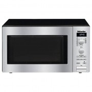 Miele M6012 Freestanding Microwave Oven with Automatic Programmes & Grill Function