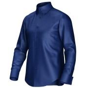 Maatoverhemd blauw 52134