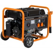 Generator Curent Electric Stager GG 6300W, Benzina, 230 V
