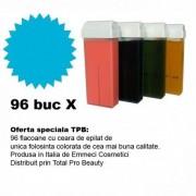 Oferta 96 cartuse ceara epilat colorata