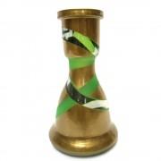 Víztartály - 22 cm - Króm Arany