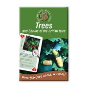 52 Ways Nature Series Playing Cards - Trees and Shrubs