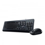 Genius KM-160 Keyboard And Mouse Bundle Uk Layout