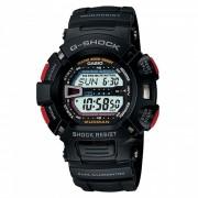 reloj digital casman g-shock G-9000-1V mudman-negro + rojo