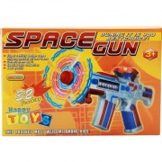 Shribossji Space Gun With Light And Sound