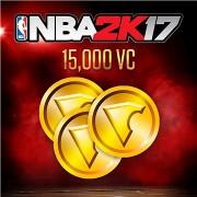 NBA2K17- 15,000 VC - PS4 HU Digital