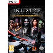 Joc PC Warner Bros Injustice: Gods Among Us Ultimate Edition