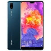 Huawei Begagnad Huawei P20 128GB Midnattsblå Olåst i topp skick Klass A
