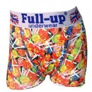 boxer full-up motif bonbons