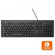 HP Classic Wired Keyboard Teclado (PT)