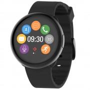 Smartwatch ZeRound 2 Silicon Negru Mykronoz