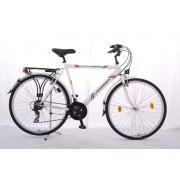 """Schwinn Csepel Landrider '14 férfi 21 seb. trekking kerékpár 19"""" Fehér"""