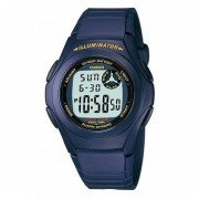 Reloj Deportivo F-200W-2A Casio -Negro