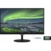 Monitor LED 23 Philips 237E7QDSB00 FullHD 5ms Black