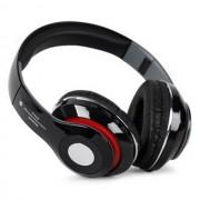 Vezeték nélküli Bluetooth sztereó headset mikrofonnal fejhallgató Mp3, TF/SD Slot, FM Rádió - STN-13