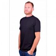 Alan Red T-Shirt Virginia Black (Two Pack) - Zwart - Size: Small