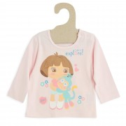 Katoenen T-shirt van 'Dora'