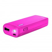 Trust Primo Power Bank 4400 mAh Rosa