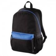 Раница за лаптоп El Paso 15.6 инча, черно/синя HAMA-101249
