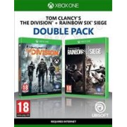 Compilation Rainbow Six Siege & The Division Xbox One