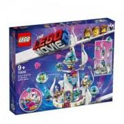 Конструктор Лего Филмът 2 - Съвсем незлият космически дворец на Кралица КакватоИскаДае - LEGO Movie 2, 70838