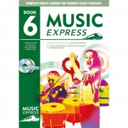A&C Black Music Express: Year 6 Book, CD/CD-Rom