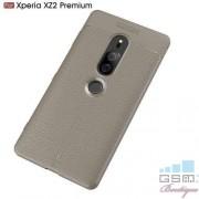 Husa Sony Xperia XZ2 Premium TPU Gri