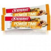 Enervit Barretta Energetica Con Frutta Secca - Enervit Power Time 1 Barretta Energetica Da 35g - Gusto Frutta Secca