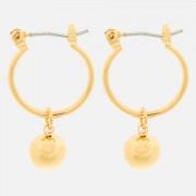 Whistles Women's Sphere Drop Mini Hoop Earrings - Gold