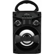 Boxa Portabila MediaTech BoomBox Compact bluetooth SoundBox 6W FM USB MP3 Aux mSD Black